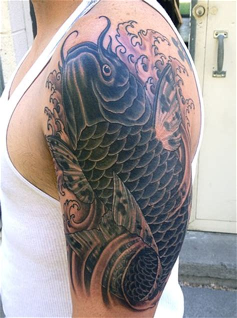 Ancient Irons Northwest Pigments Llc Black Koi Cover Up