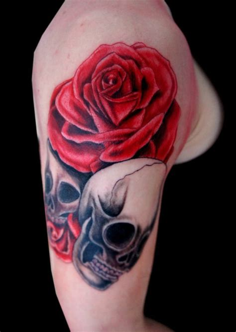 50 beautiful rose tattoo designs for girls
