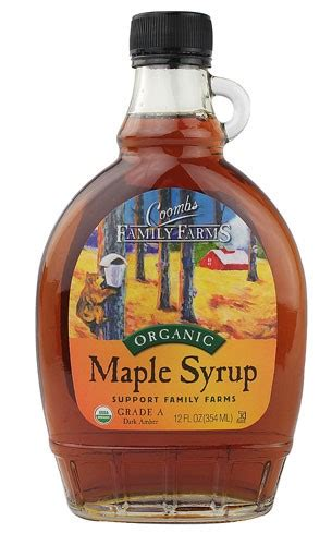 maryland maple syrup coombs family farms organic maple syrup grade a 12 fl oz