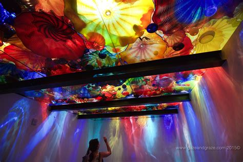 Ceiling Chihuly by Chihuly Seattle Center 2015 06 29 At 11 23 58 Gazing