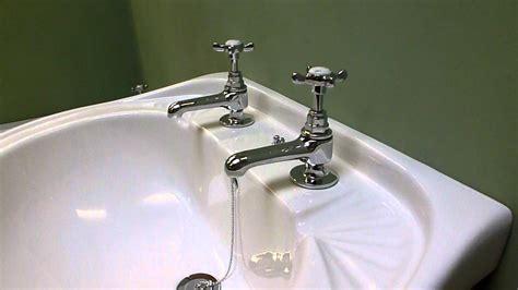 traditional taps bathroom bristan 1901 traditional bathroom basin and bath taps in