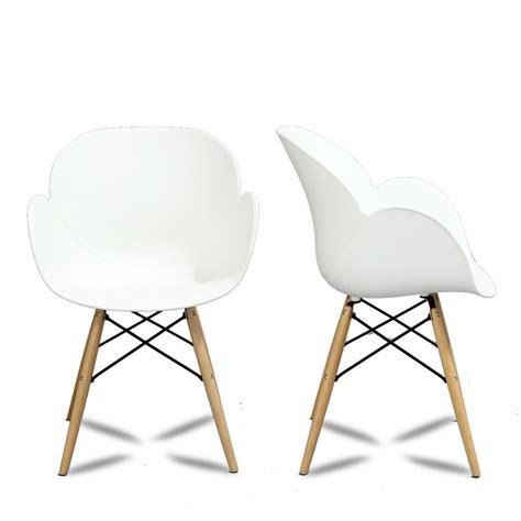 ki design chaise design bois r 233 sine ki oon par drawer