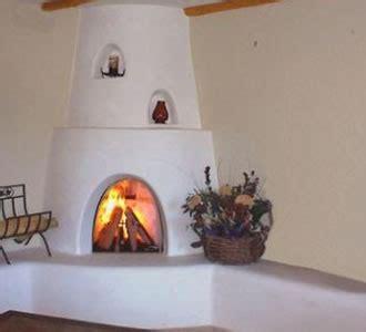 corner fireplaces: spanish corner fireplace