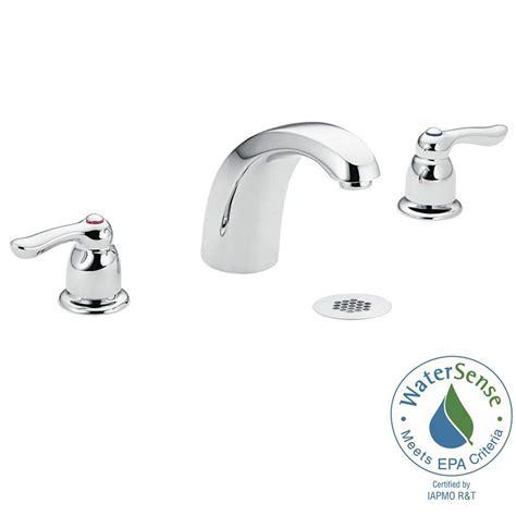 moen kitchen sink faucets moen m bition 8 in widespread 2 handle high arc bathroom