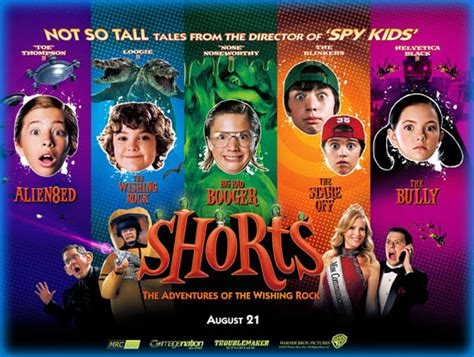 Films Shorts by Shorts 2009 Movie Review Film Essay