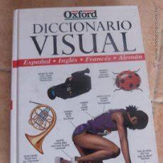 diccionario mini visual francs espaol diccionario visual oxford espa 241 ol ingl 233 s franc 233 comprar diccionarios en todocoleccion 45012470