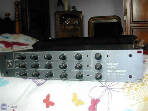 Handmade Audio - 3 custom audio electronics 3 audiofanzine
