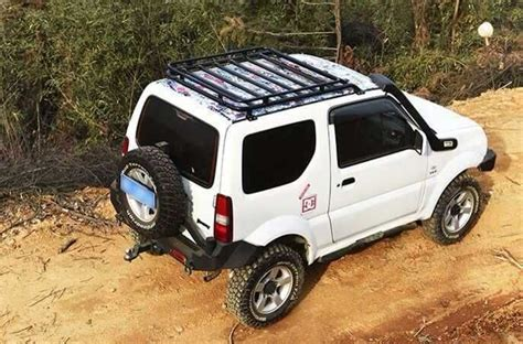 Jimny Roof Rack by Suzuki Jimny Roof Cargo Rack Roof Luggage Holder Carrier