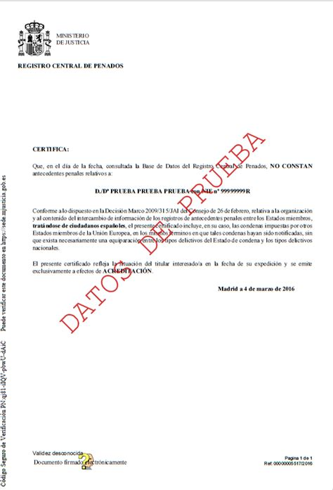 papeles para la carta de antecedentes no penales 2016 certificado de antecedentes penales antecedentes penales