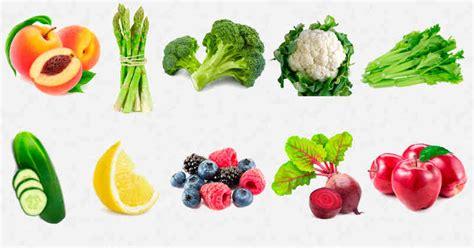 alimentos que no engordan 10 alimentos para bajar de peso