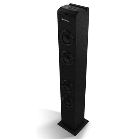 Speaker Tower polaroid 38 quot bluetooth tower speaker i
