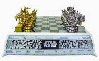 Cool Chess Set by Throw Money At Screen Star Wars Chess Set