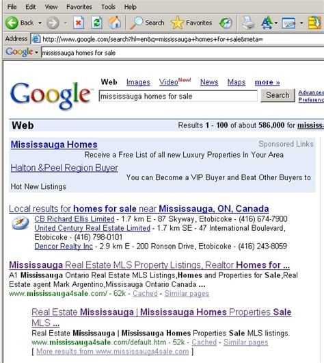 google images numbers the quest to be the top site in google for real estate in