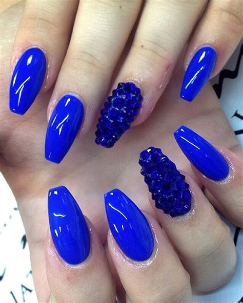 Royal Nails by 82 Best Blue And Silver Nail Design Ideas