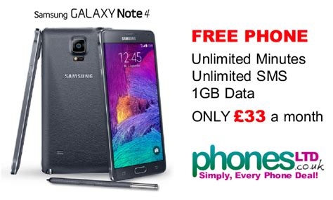 phonesltd co uk samsung galaxy note 4 price drop free with