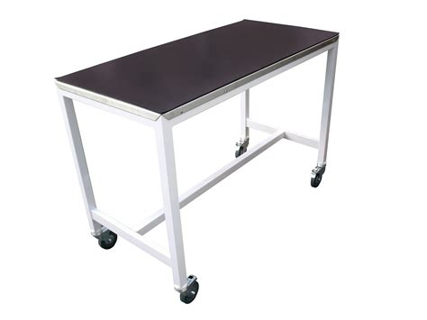 table consultants veterinary consulting table with castors hce healthcare