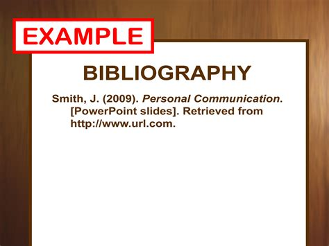 Reference Slide With Citations In Apa Format   Cover