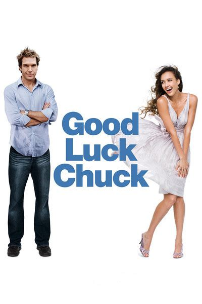 good luck chuck  review film summary  roger