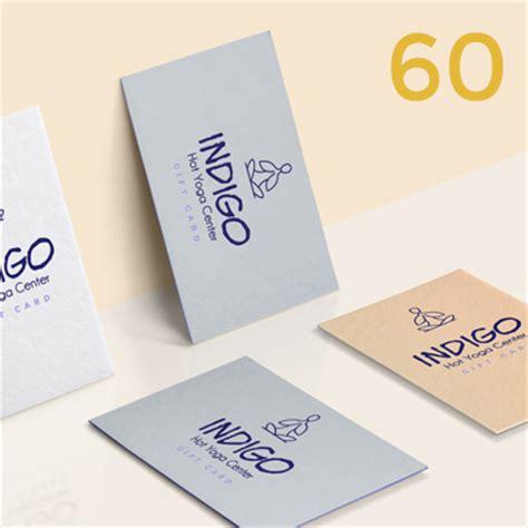 Indigo Gift Card - indigo hot yoga be happy be healthy be strong 60 indigo gift card