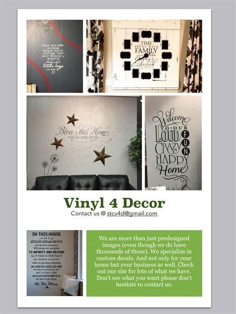 Vinyl 4 Decor by Vinyl 4 Decor