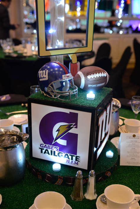 sports themed centerpieces sports themed centerpieces balloon artistry