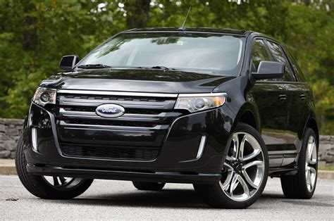 2010 ford edge sport grill actualidad automotriz 2011 ford edge sport black