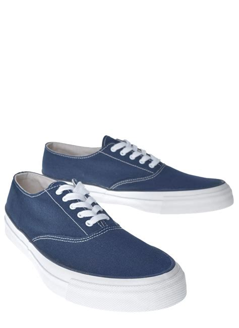 deck sneakers deck shoes low navy wakouwa footwear shoes kafka