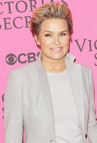 yolanda foster hair style the 25 best yolanda foster haircut ideas on pinterest