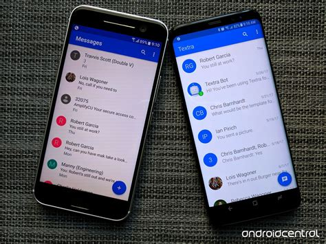 best message app for android best text messaging apps for android as of january 2018 android central