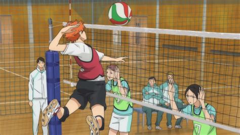 anime volleyball spring 2014 sports anime abandoned factory anime review