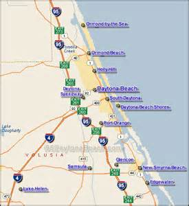 i 95 daytona traffic maps and road conditions