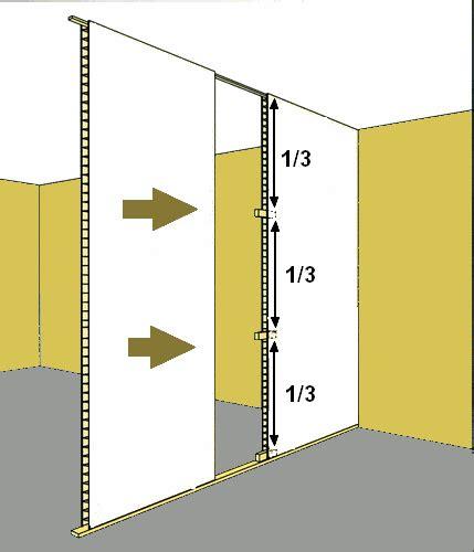 Montage D Une Cloison Placo by Monter Une Cloison Alv 233 Olaire