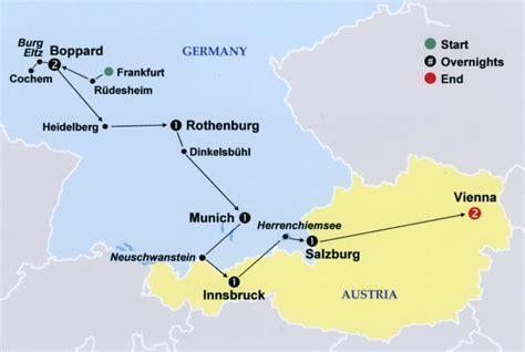 austria germany map best of germany austria