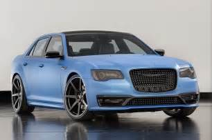 Picture Of Chrysler 300 Report Next Chrysler 300 May Adopt Pacifica Architecture
