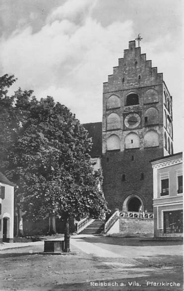 Virtueller Marktplatz von Reisbach Niederbayern
