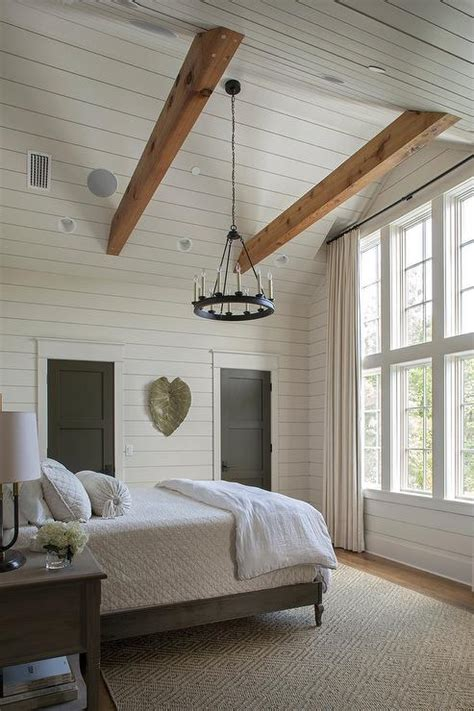 shiplap ceiling design ideas
