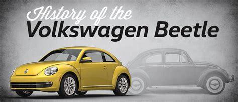 Volkswagen History Timeline by Volkswagen Beetle History Gossett Vw Germantown