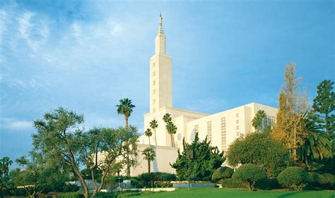 mormon church in los angeles