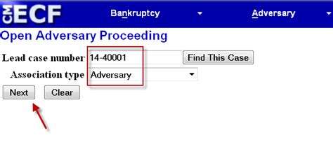 Search Bankruptcy Filings By Number Filing Complaints And Answers District Of Minnesota United States Bankruptcy Court