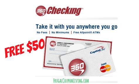 make capital one payment with debit card 50 back with 360 checking from capital one