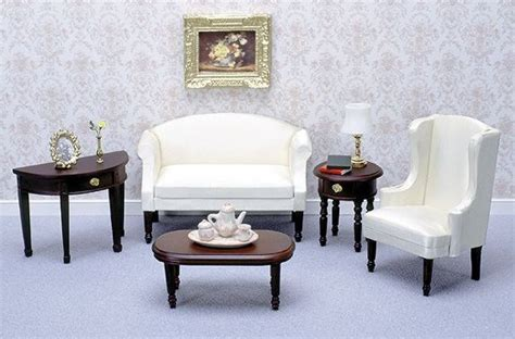 dollhouse living room furniture the presidential collection living room furniture from