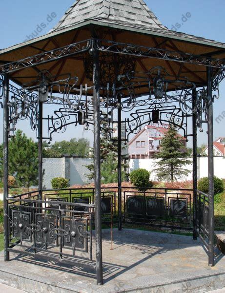 Gartenpavillon Eisenpavillon Pavillon Eisen