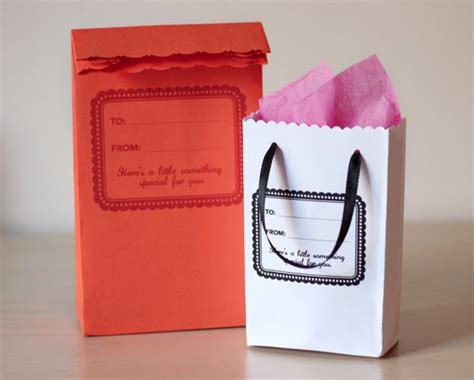 How To Make Your Own Paper Bag - make your own gift bags origami paper