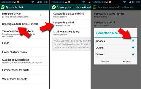 imagenes whatsapp borrar c 243 mo limpiar whatsapp sin borrar conversaciones rwwes