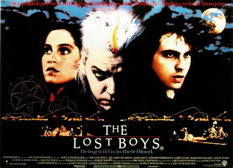 the lost soundtrack the lost boys lookback review den of