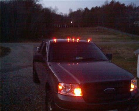 How To Install Cab Lights by How To Install Cab Marker Lights On A Ford F 150