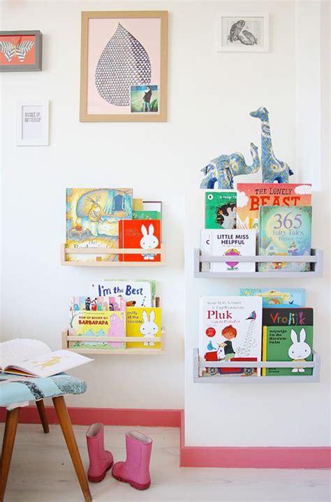estantes de madera para libros infantiles muebles infantiles originales 22 fotos ideas e