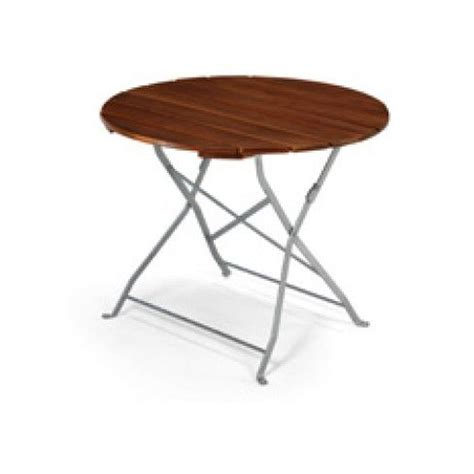 Biergarten Table by Ruku German Garden Biergarten Style Folding Wood