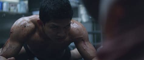 film iko uwais and ronda rousey m a a c mark wahlberg iko uwais ronda rousey to