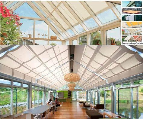 Sunroom Glass Panels Europe Fashion Model High Energy Efficient Aluminum Glass